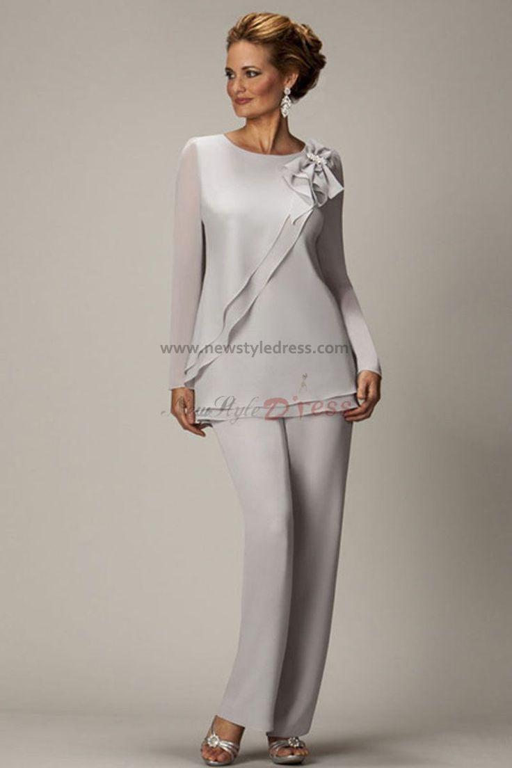 Resultado De Imagen Para Conjuntos Elegantes De Pantalon Y Blusa Juveniles Trajes Elegantes Vestidos Para Senoras Ropa Elegante