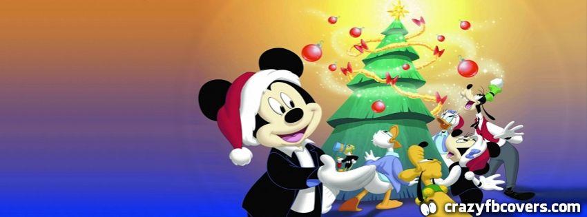 Disney Christmas Facebook Cover Facebook Timeline Cover | Crazy Fb ...