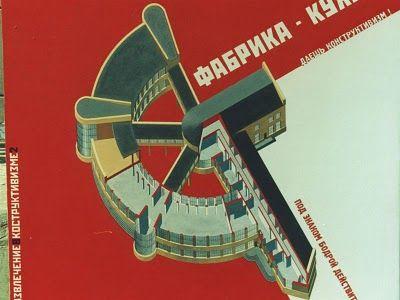 I love russian constructivist posters.