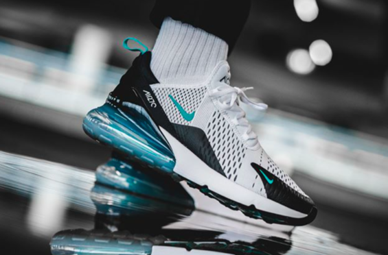 THE NIKE AIR MAX 270 DUSTY CACTUS IS READY FOR SPRING