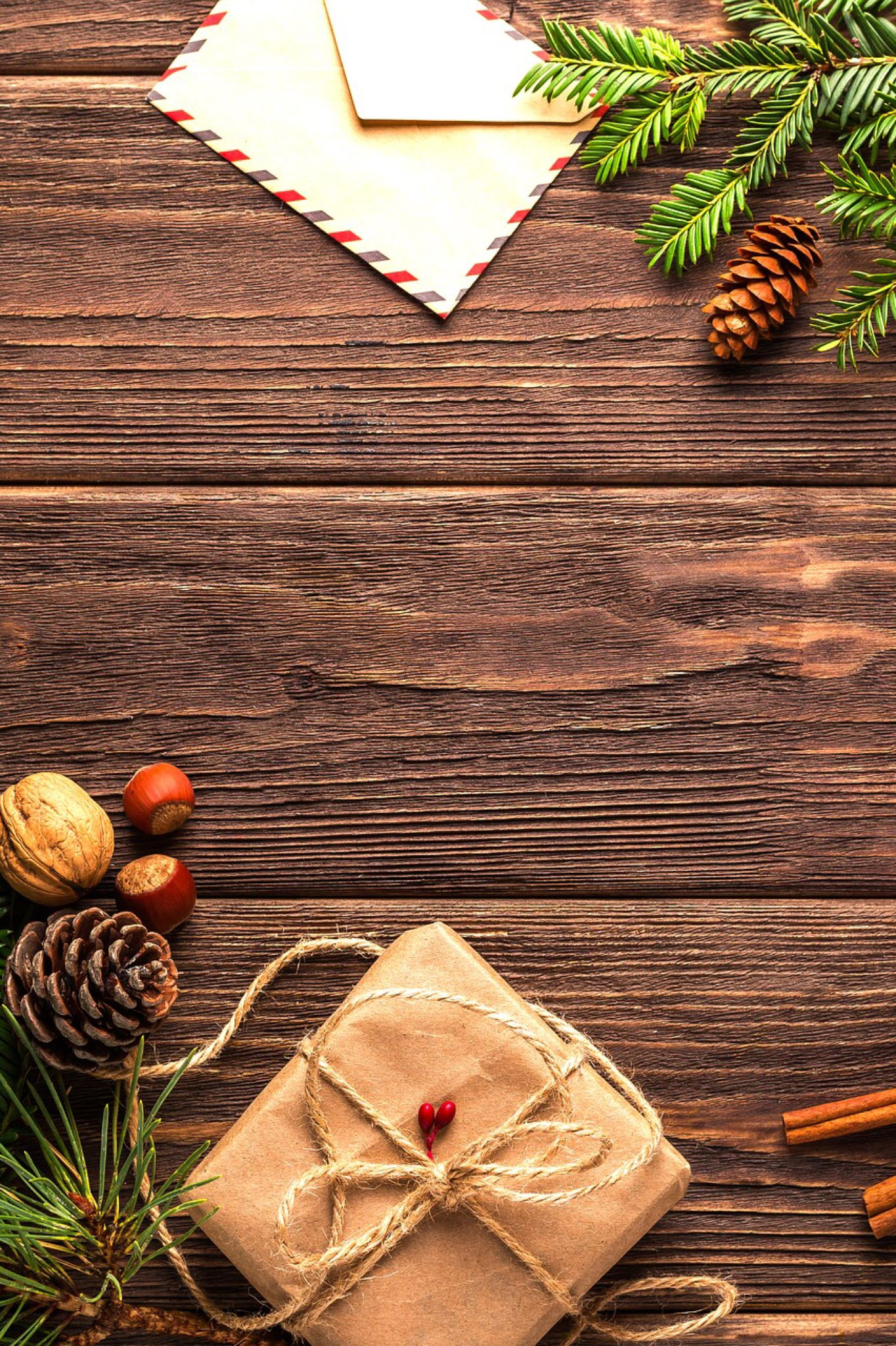 Christmas Wallpaper Backgrounds Pinterest