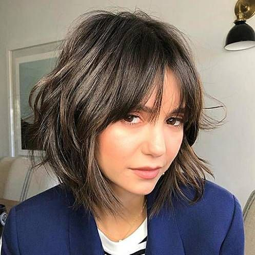 There's a New Shag Cut Taking Over—And Here Are Amazing Ways to Style It