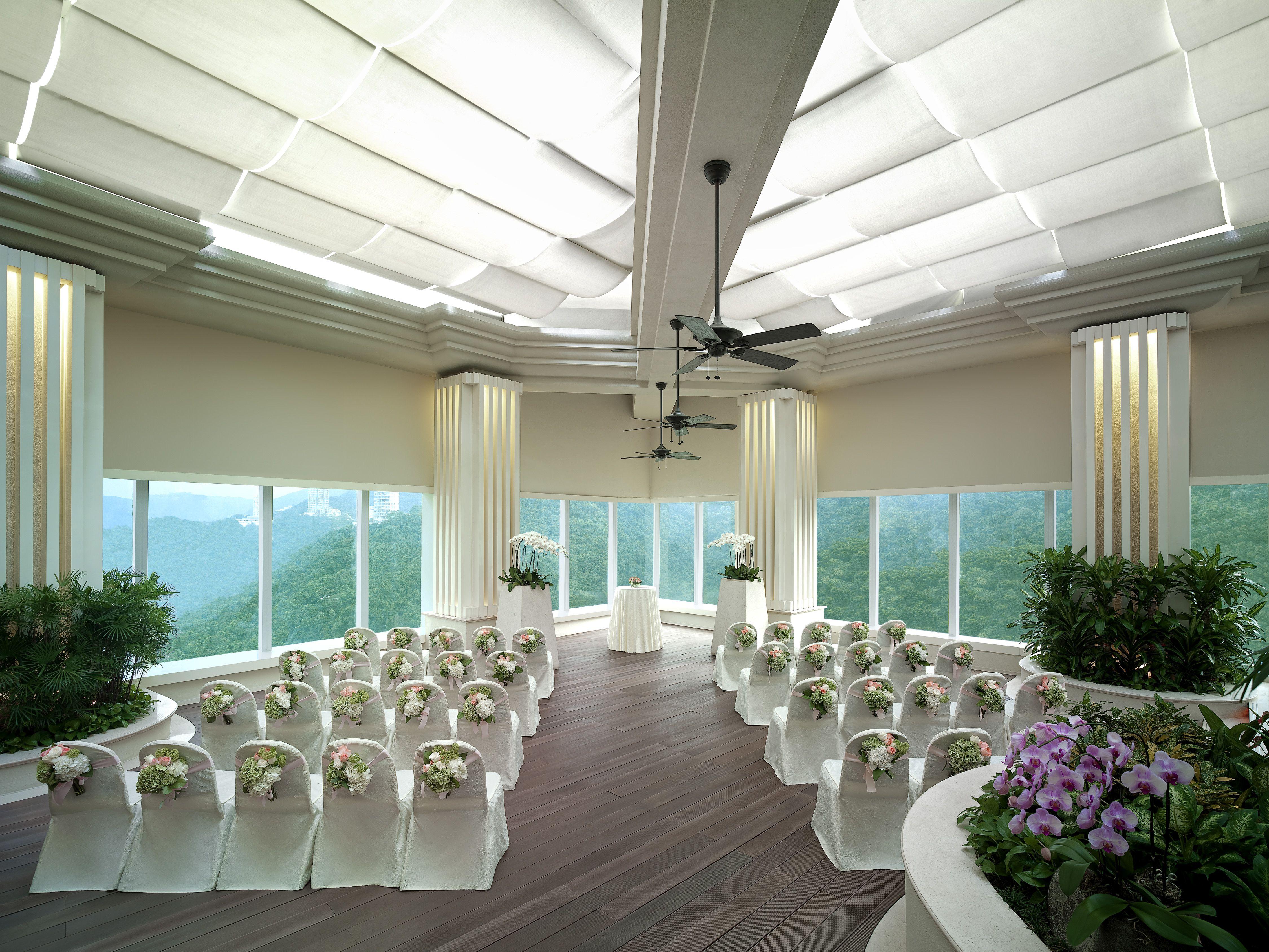 Roof Garden Wedding