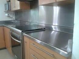muebles de cocina en acero inoxidable - Buscar con Google | Ideas ...