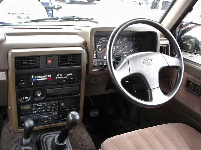 Safari Y60 | Nissan Patrol/Safari | Nissan patrol, Nissan, Cars