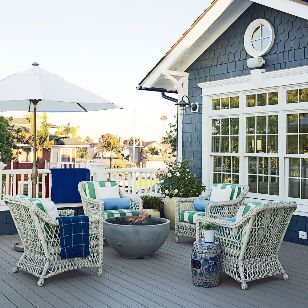 On the idyllic island of Coronado, California, this year's Coastal Living Showhouse shines with bright and beachy design ideas, indoors and out.