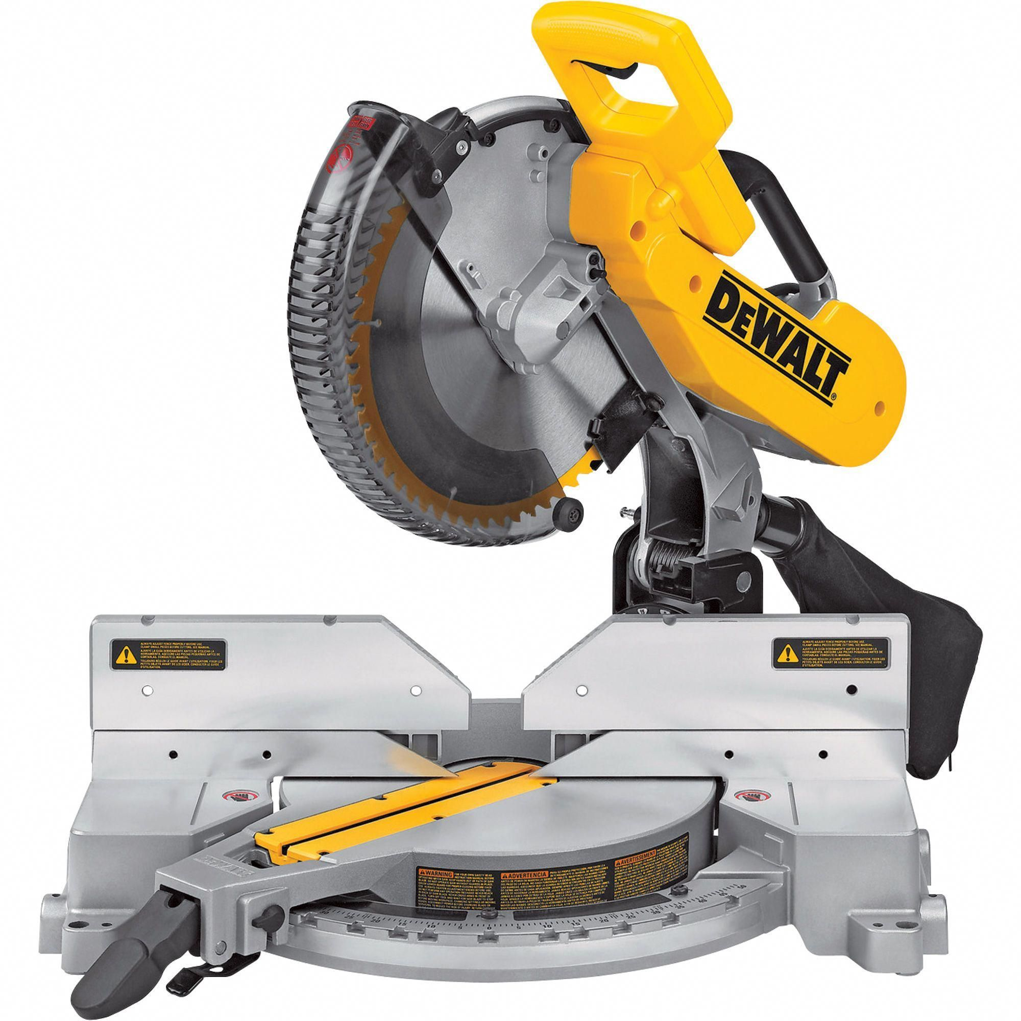 Free Shipping Dewalt Double Bevel Compound Miter Saw 12in 15 Amps Model Dw716 Miter Saws Northern Too Miter Saw Table Saw Sliding Compound Miter Saw