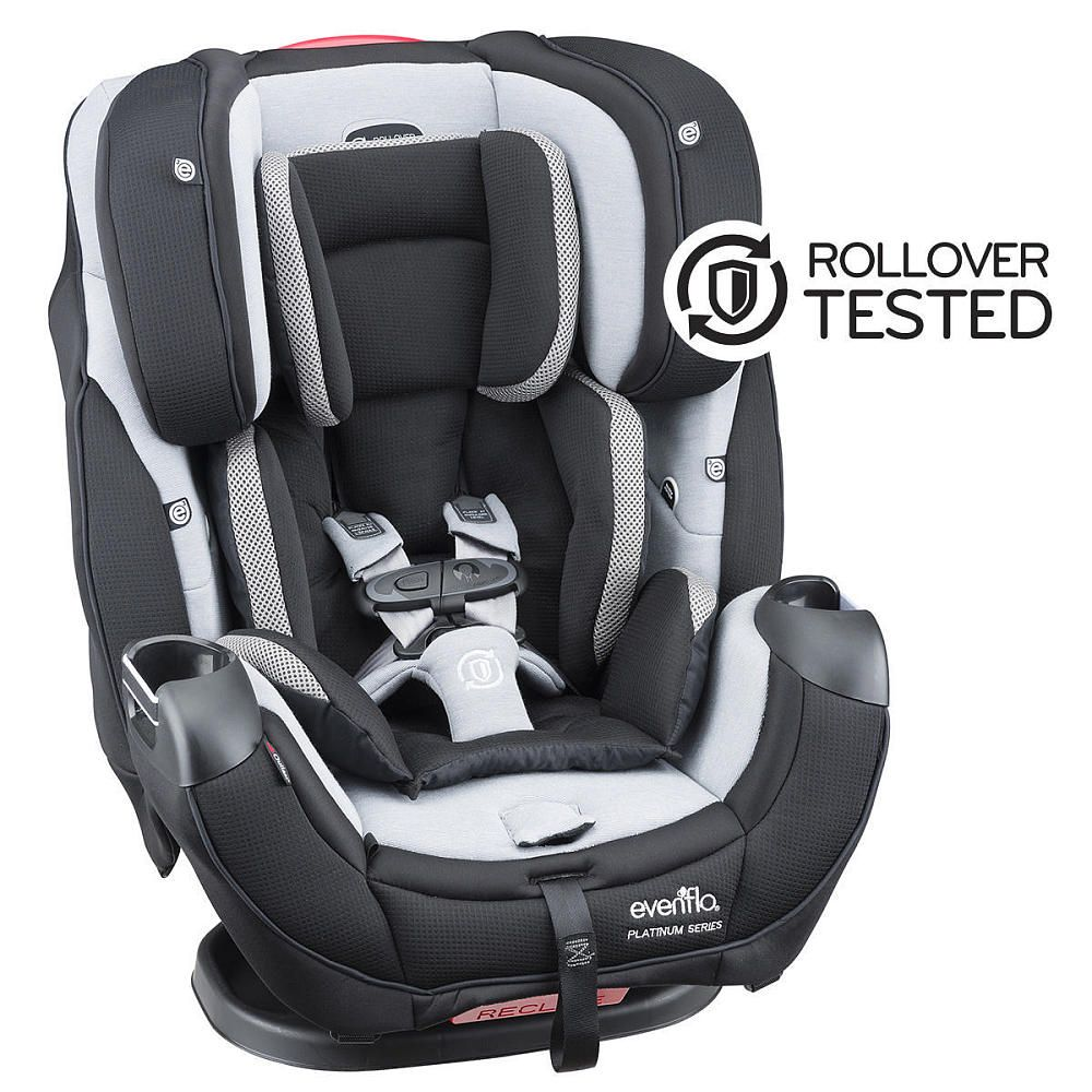 Evenflo Symphony 3 In 1 Carseat Review Here At Carseatblog We Re
