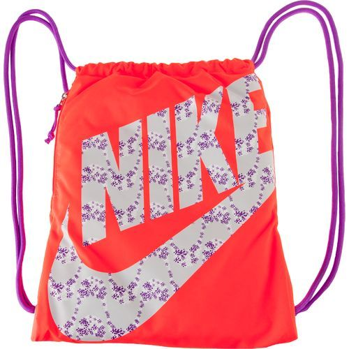 Nike Heritage Graphic Gymsack Drawstring Backpack, Backpack Bags, School  Stuff, Backpacks, Sports bef8cb0983