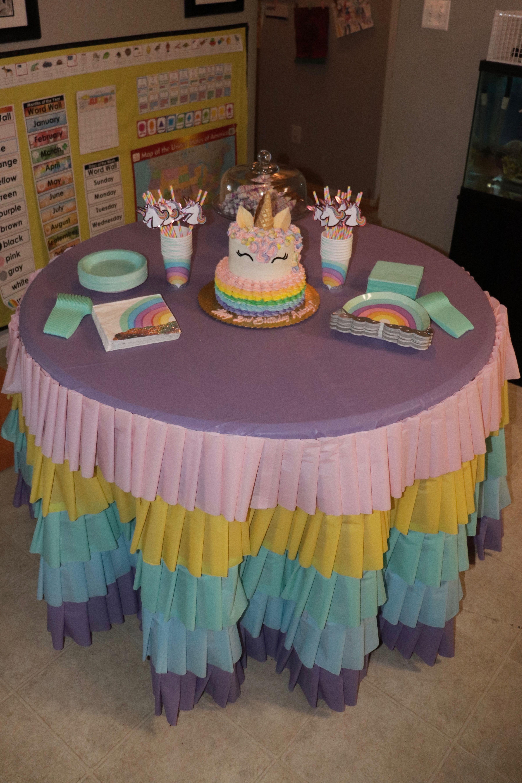 Brilliant Smug Unicorn Birthday Party Cake From Central Market In Plano Tx Personalised Birthday Cards Arneslily Jamesorg