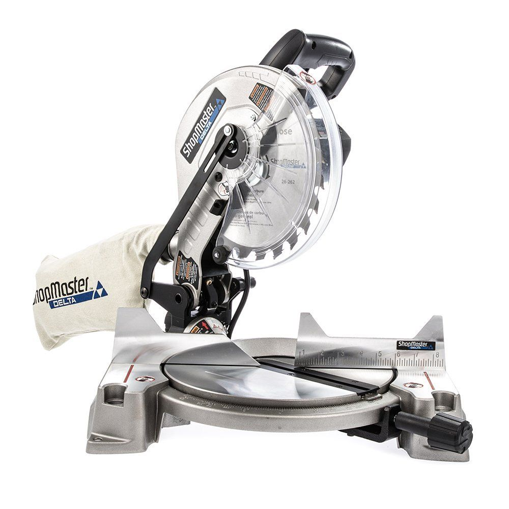 Deltas26 262l Shopmaster 10 In Miter Saw With Laser Sliver Check Out This Great Pr With Images Miter Saw Stand Plans Mitre Saw Stand Woodworking Table Saw