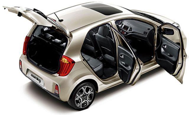 2015 Kia Picanto Autos
