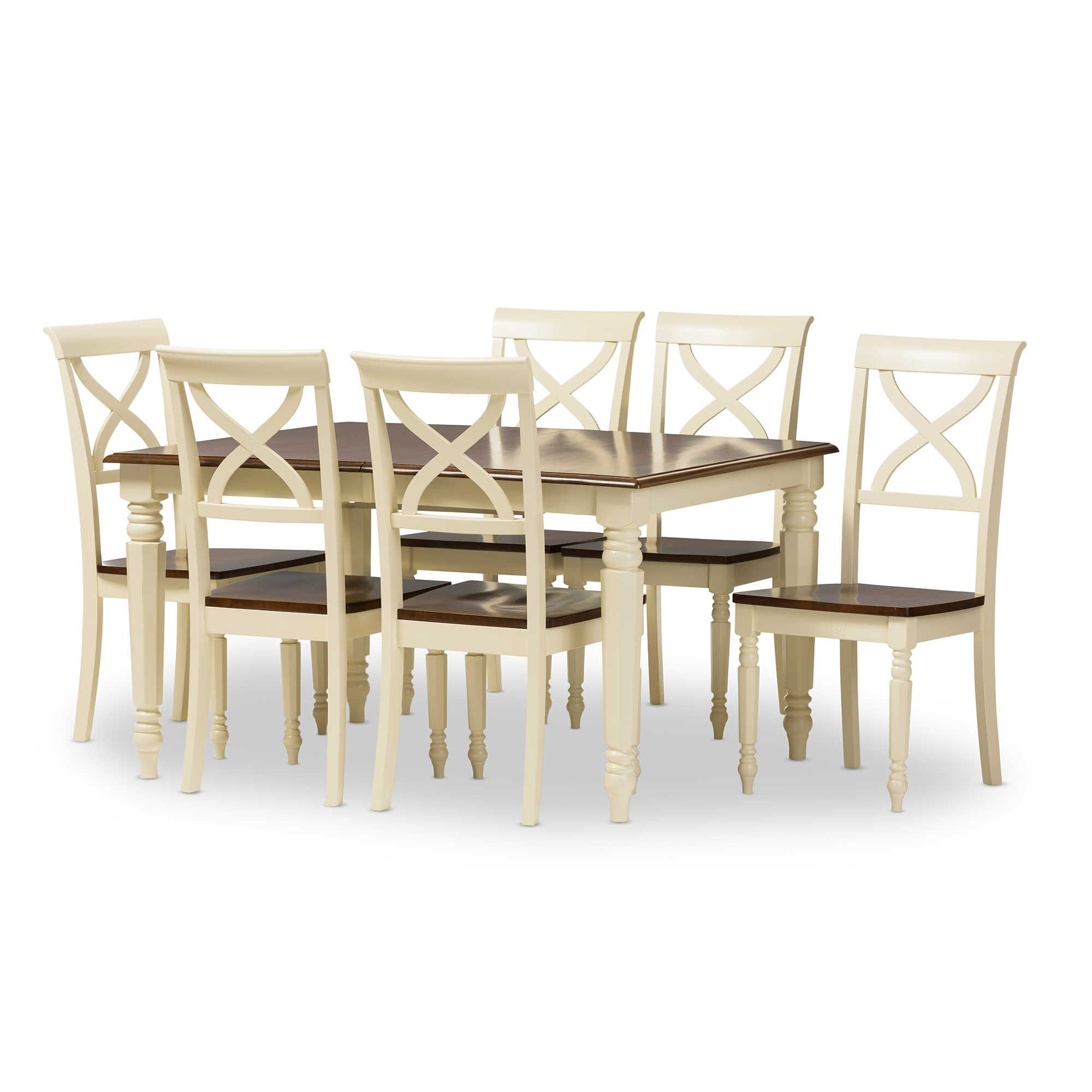 Ashton Dining Collection in Brown Cream. Ashton Dining Collection in Brown Cream   Home   furniture   Pinterest