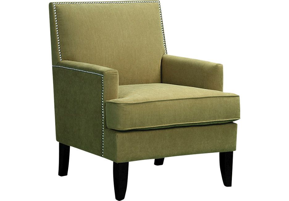 Aubinwood Green Accent Chair In 2018 Furniture Shopping