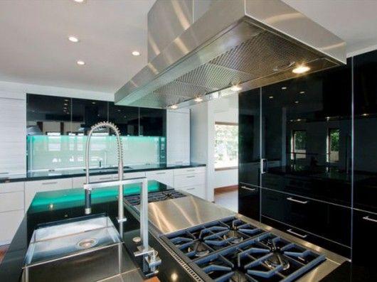 beautiful kitchen Beautiful kitchenslighting Pinterest