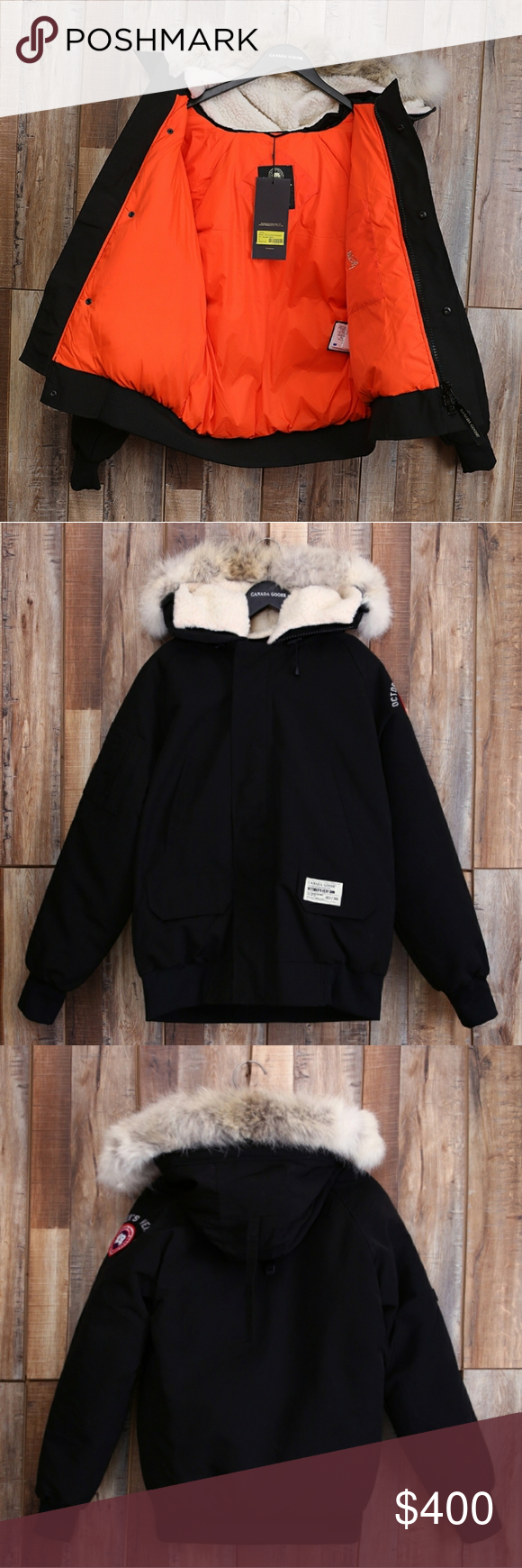 Canada Goose Chilliwack Bomber Down Parka NWT Down parka