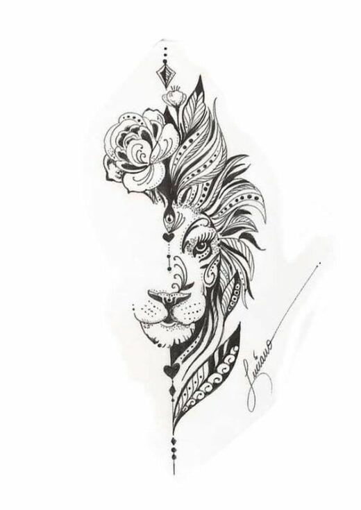 60+ unique tattoos – unique design concept – # design concept #unique #unique #tattoos