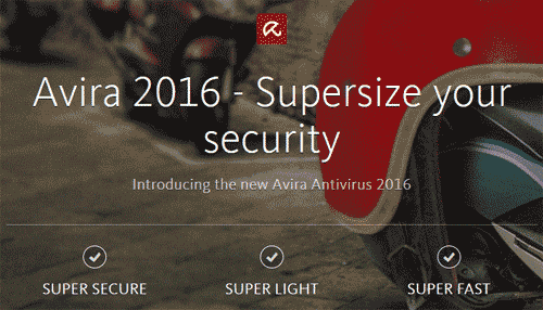 Download free Avira Antivirus 2016 Offline Installer