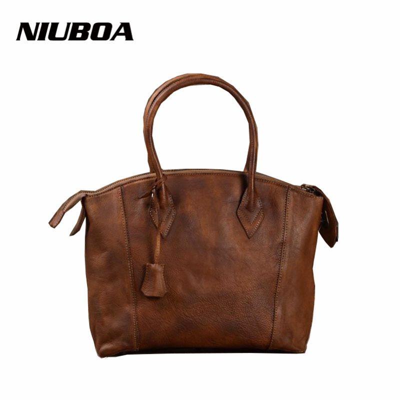 Bag · New Arrival Leather Handbags Fashion Natural Cowhide Shoulder Bag  Genuine ... cb6e8e4fa3af5