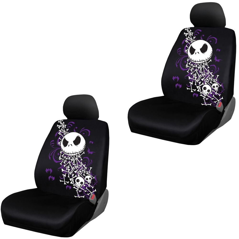 Front Low Back Bucket Seat Covers - Car Truck SUV - Disney ...