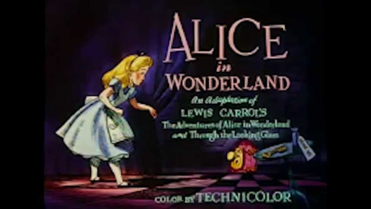 Alice in Wonderland - Disneycember - YouTube | <3 Doug