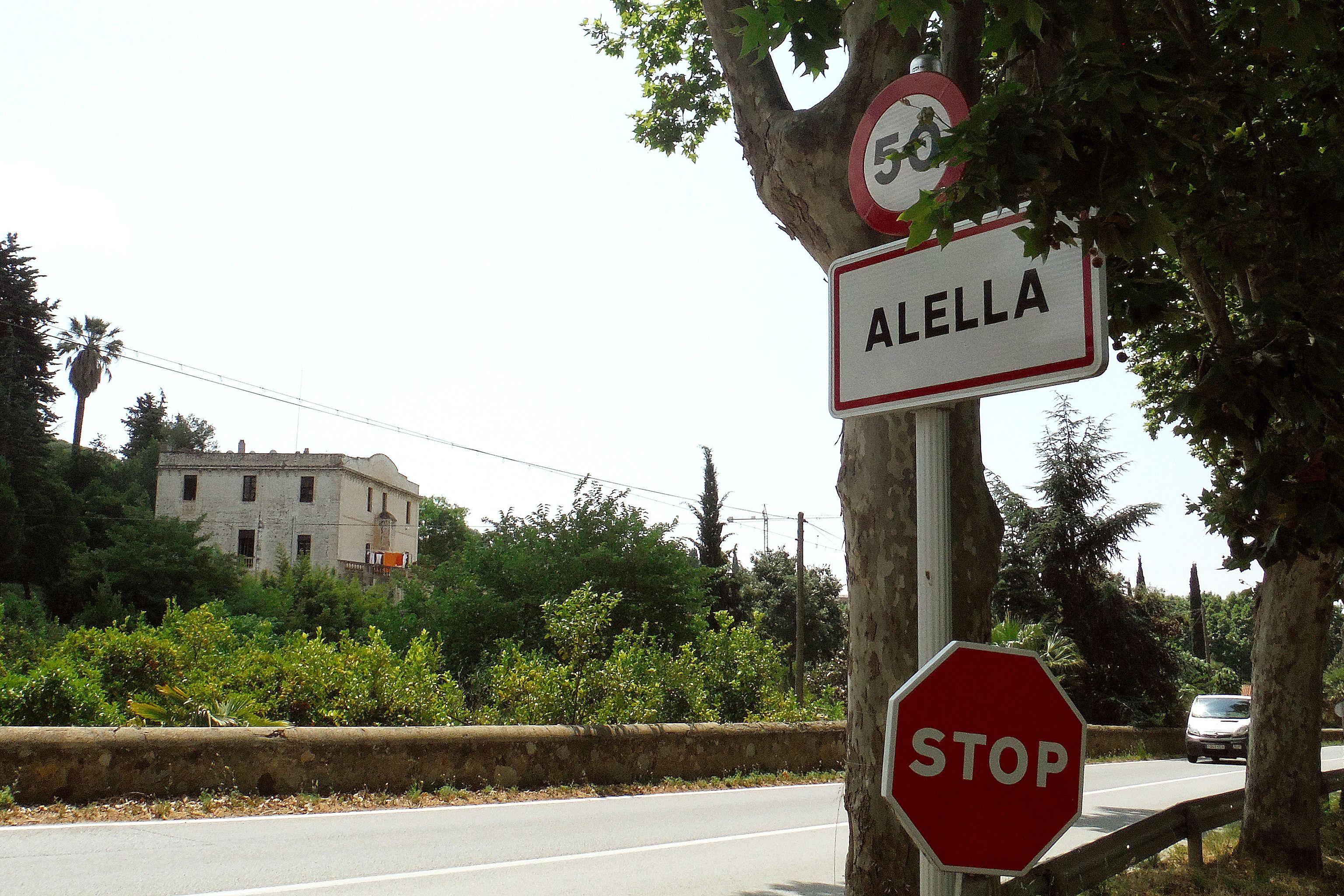 Alella, Catalunya. http://dotzevins.com/