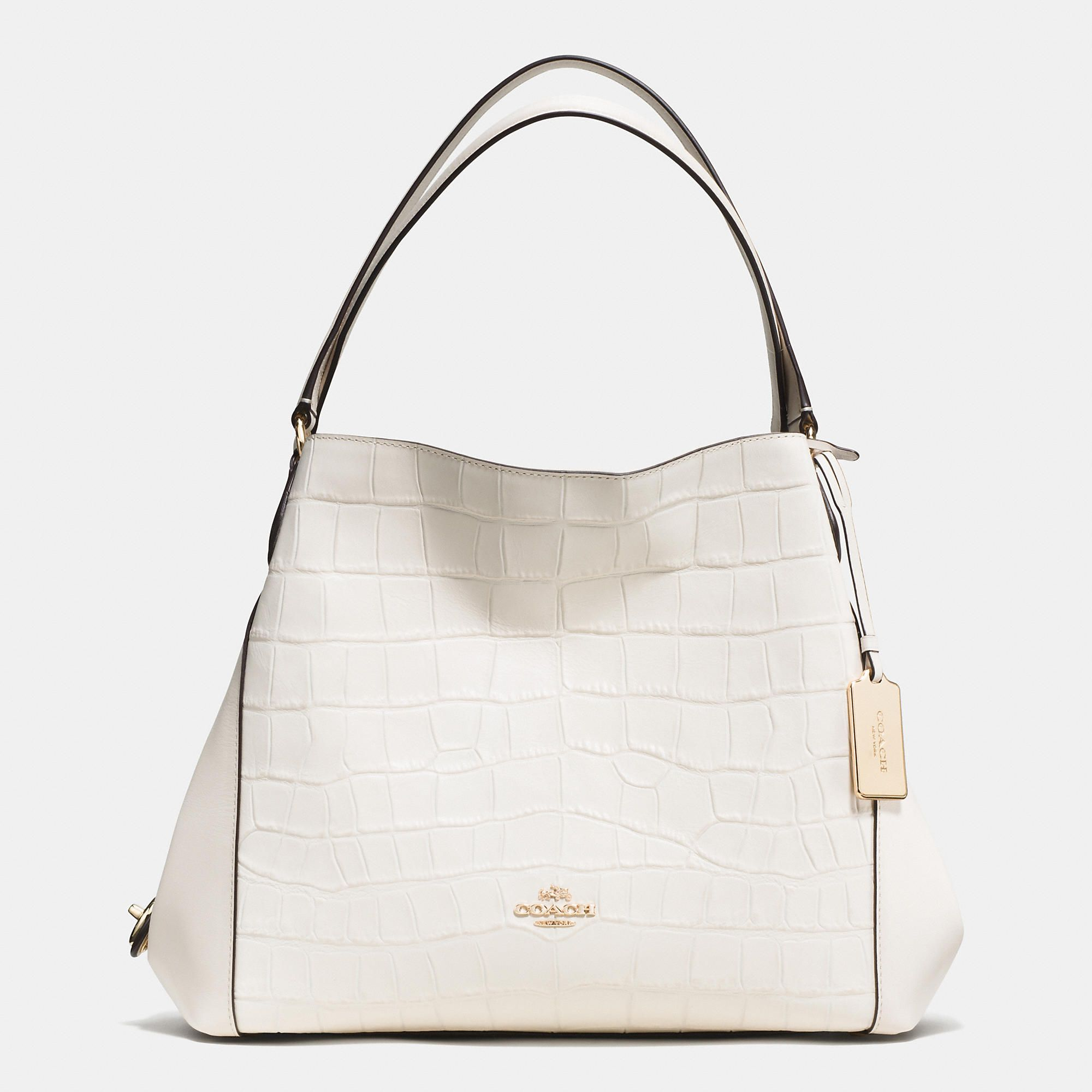 9f00e0849d31 This beloved Coach silhouette has an elegant new look for spring ...