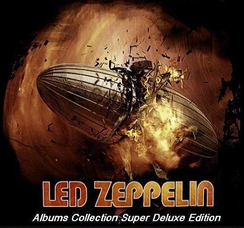 led zeppelin discography torrents