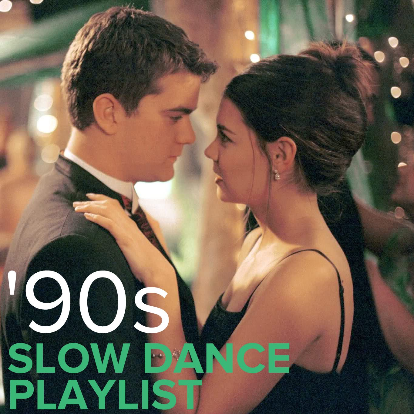 '90s Prom Songs That Made You Fall Truly Madly Deeply In