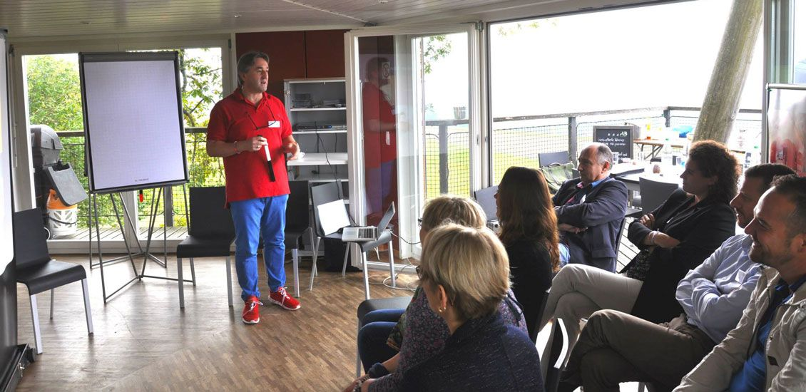 Workshop Storytelling an Messen - A3 Erlebnismanufaktur AG
