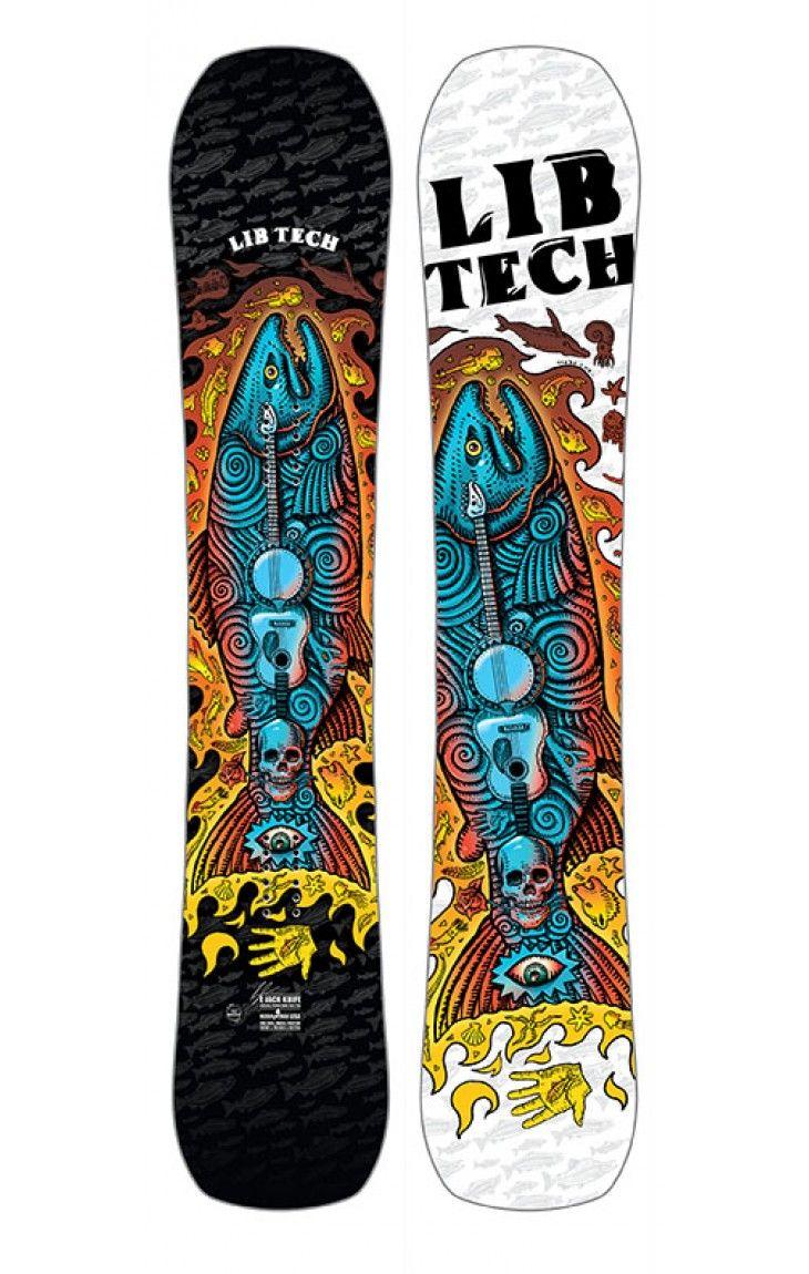 Lib Tech Ejack Knife Hp 157 C3 Btx 17 18 Lib Tech Lib Tech