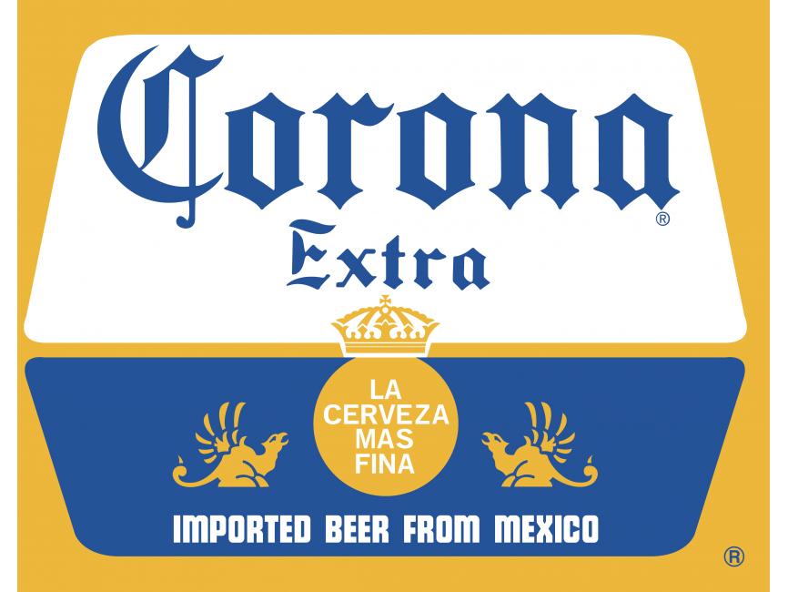 Corona Extra Logo Png Transparent Logo Freepngimage Com Advertising Signs Beer Logo Vintage Advertising Signs