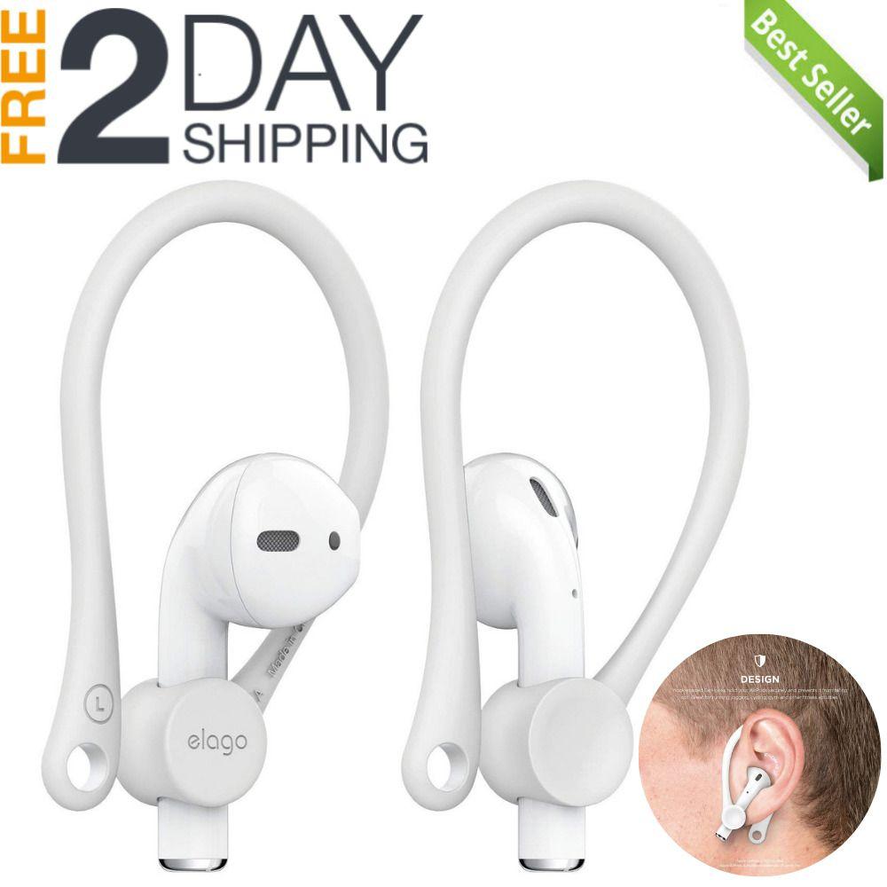 Strap Holder Pod Wireless Ear Hooks For Apple Airpods Earphone Earbuds Earpods Elago Earbuds Apple Earphones Earphone