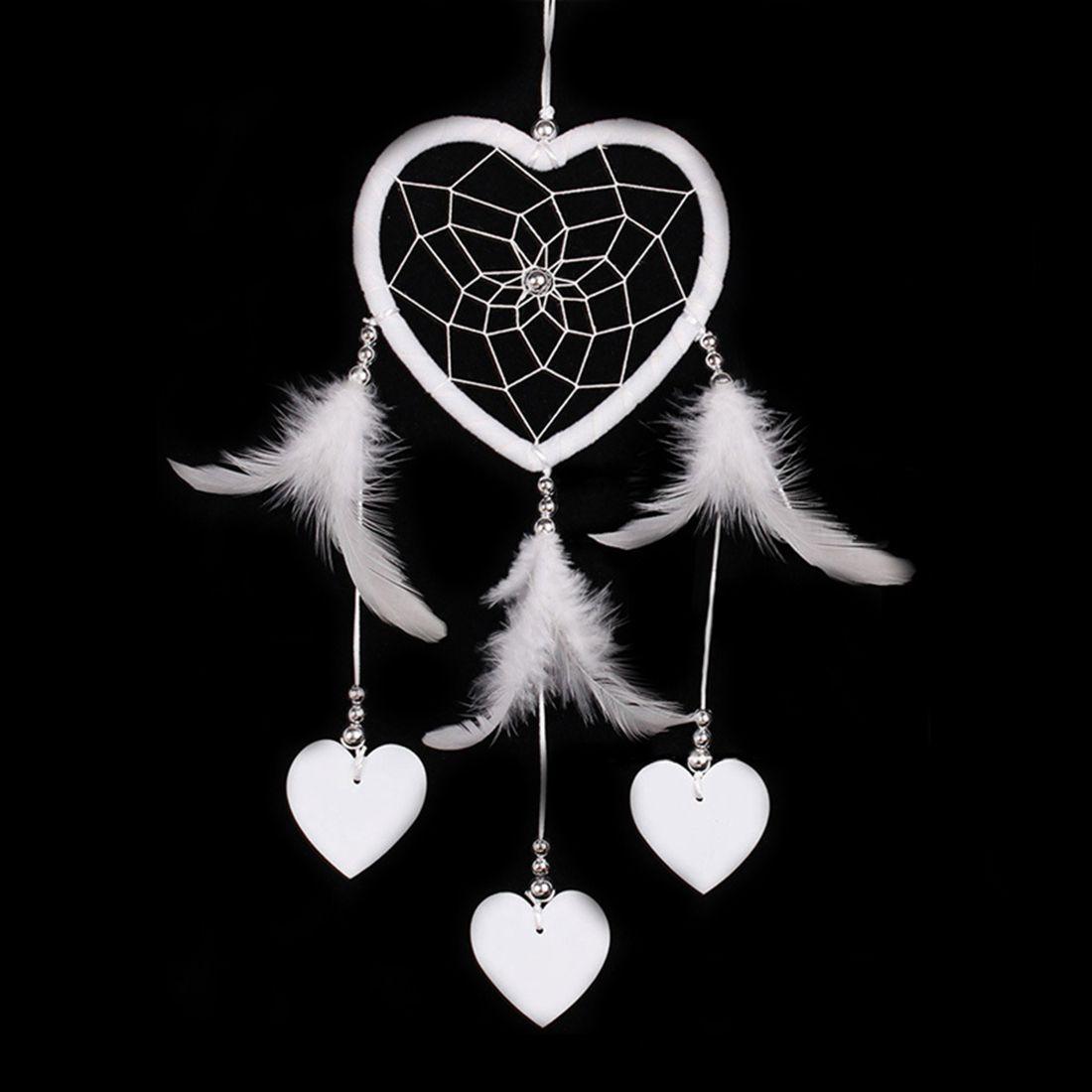 Pure White Feather Woven Dream Catcher Circular Net With: Épinglé Par Marylene Moulart Sur Attrape Rêve