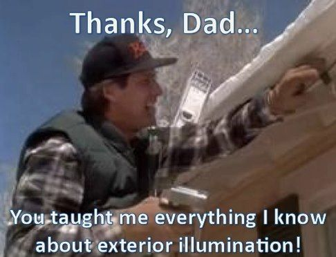 Christmas Vacation Meme.Those Little Lights They Aren T Twinkling 25 Days Of