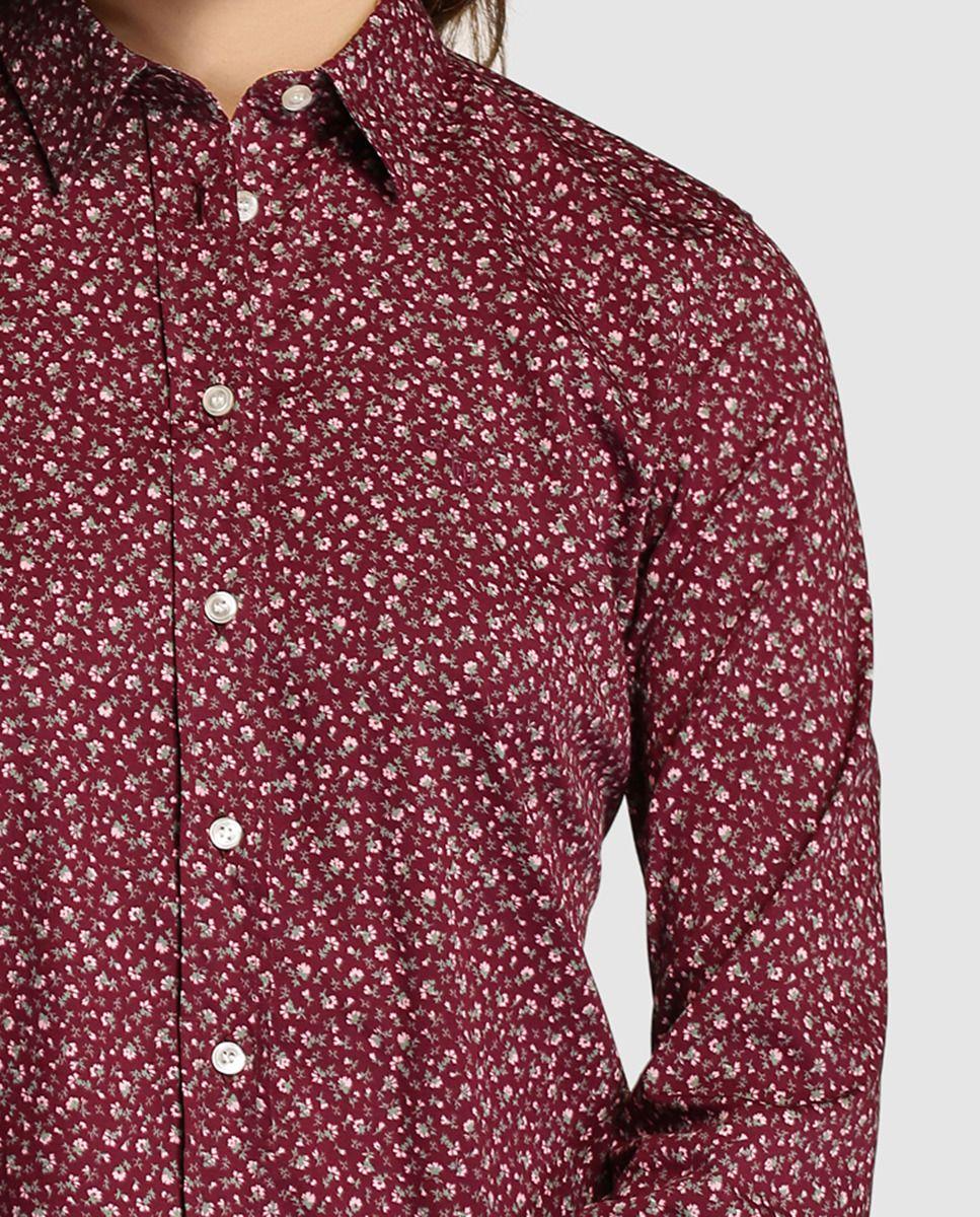 GANT Camisa Manga Larga para Mujer