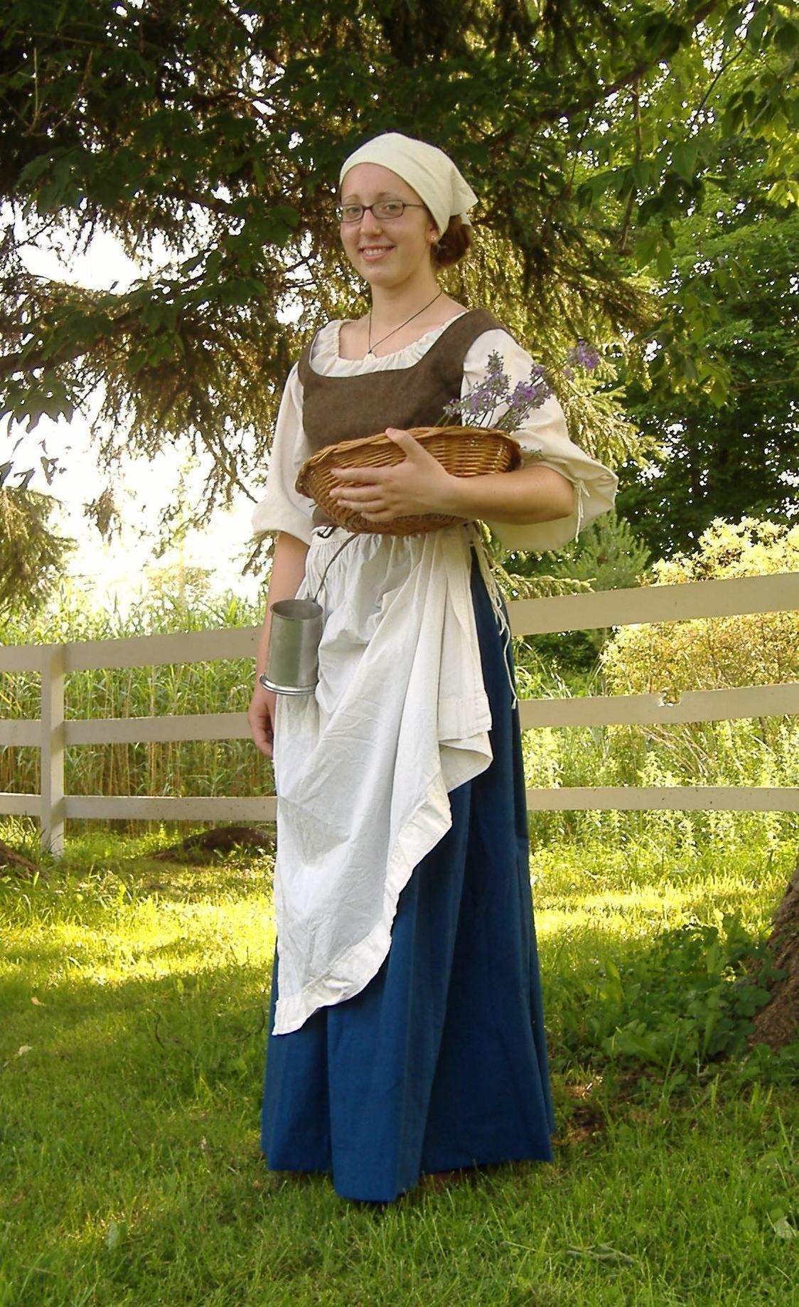 34+ Renaissance peasant dress info