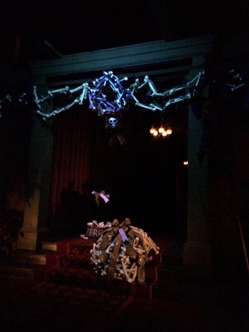 Disneyland haunted mansion nightmare before Christmas | Disney ...