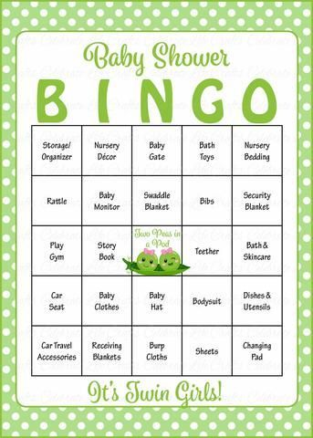 Baby ABC Game - PRINTABLE DOWNLOAD - Girl Twins - Peas in a Pod Baby Shower Game - B29002 - #- #A #ABC #B29002 #baby #Download- #Game- #girl #in #Peas #Pod #Printable #shower #Twins