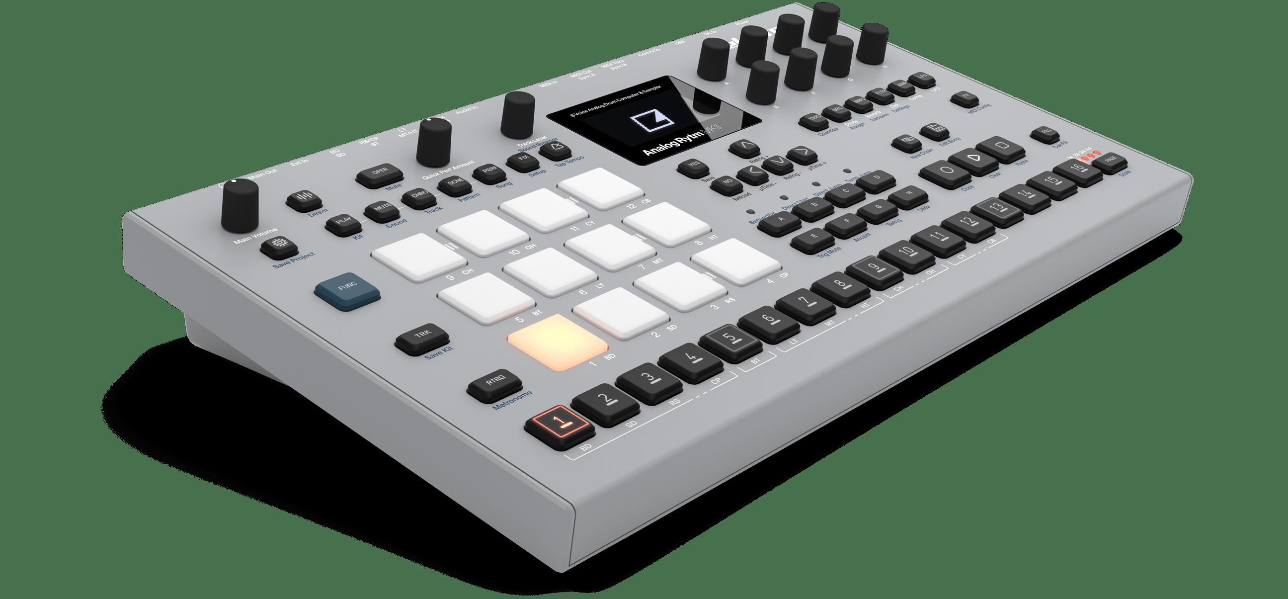 analog rytm mkii elektron musica in 2019 music music machine music software. Black Bedroom Furniture Sets. Home Design Ideas