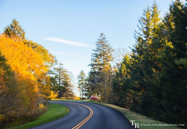 The Blue Ridge Parkway - A passage through paradise! - Travel...