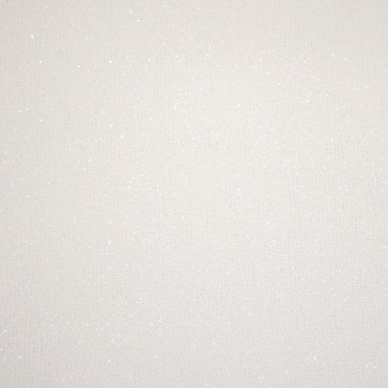 White Glitter Dulce Paillette Silver Sparkle Wallpaper BOA