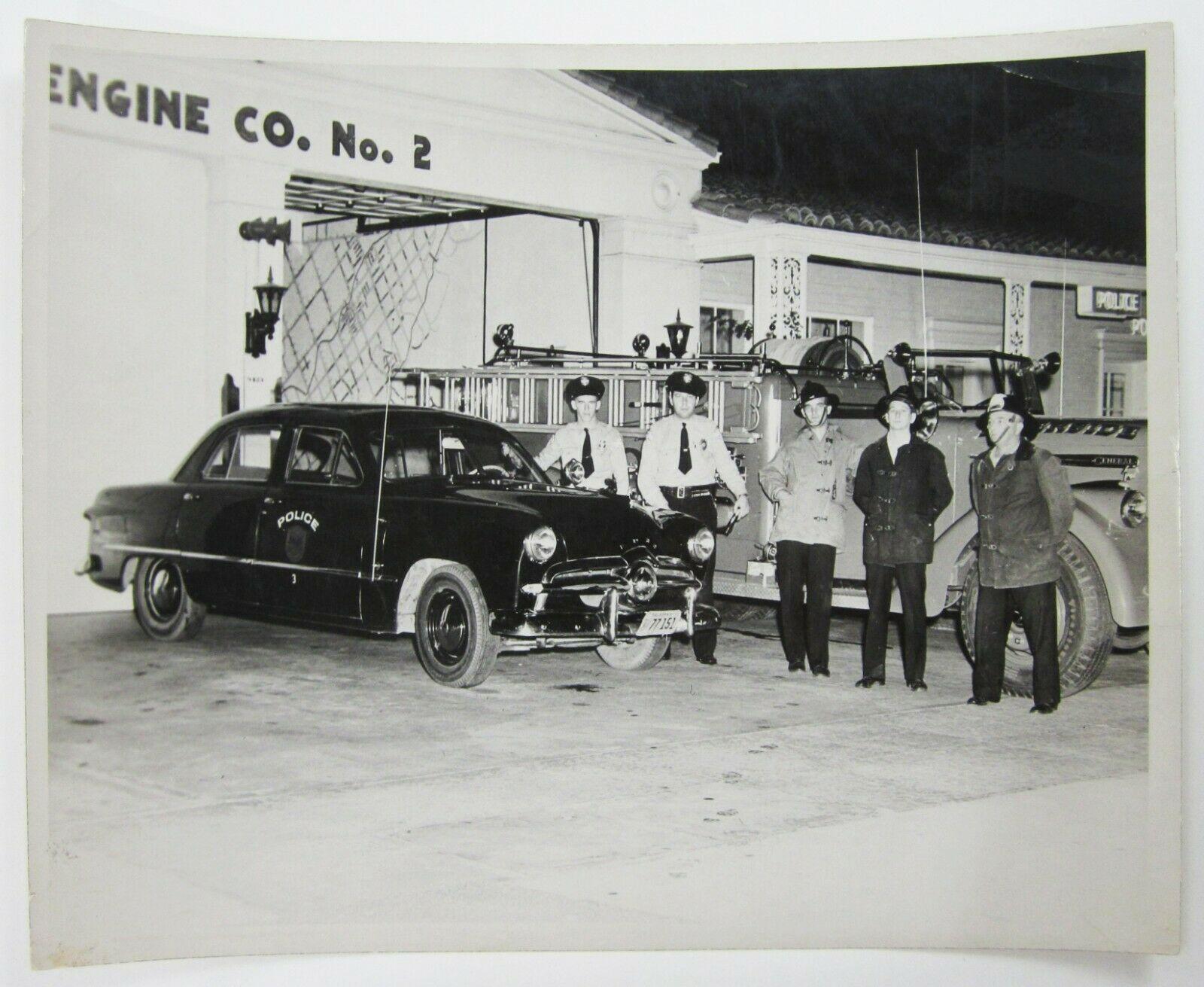 Riverside Police And Fire Department Station 2 Arlington C 1952 Riverside Riverside California Historical