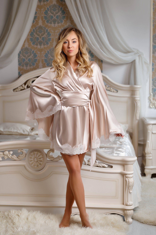 Katana satin robe. Katana satin robe Satin Nightie 51877b743