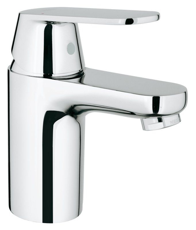 Eurosmart Cosmopolitan Single Hole Single Handle Low Arc Bathroom