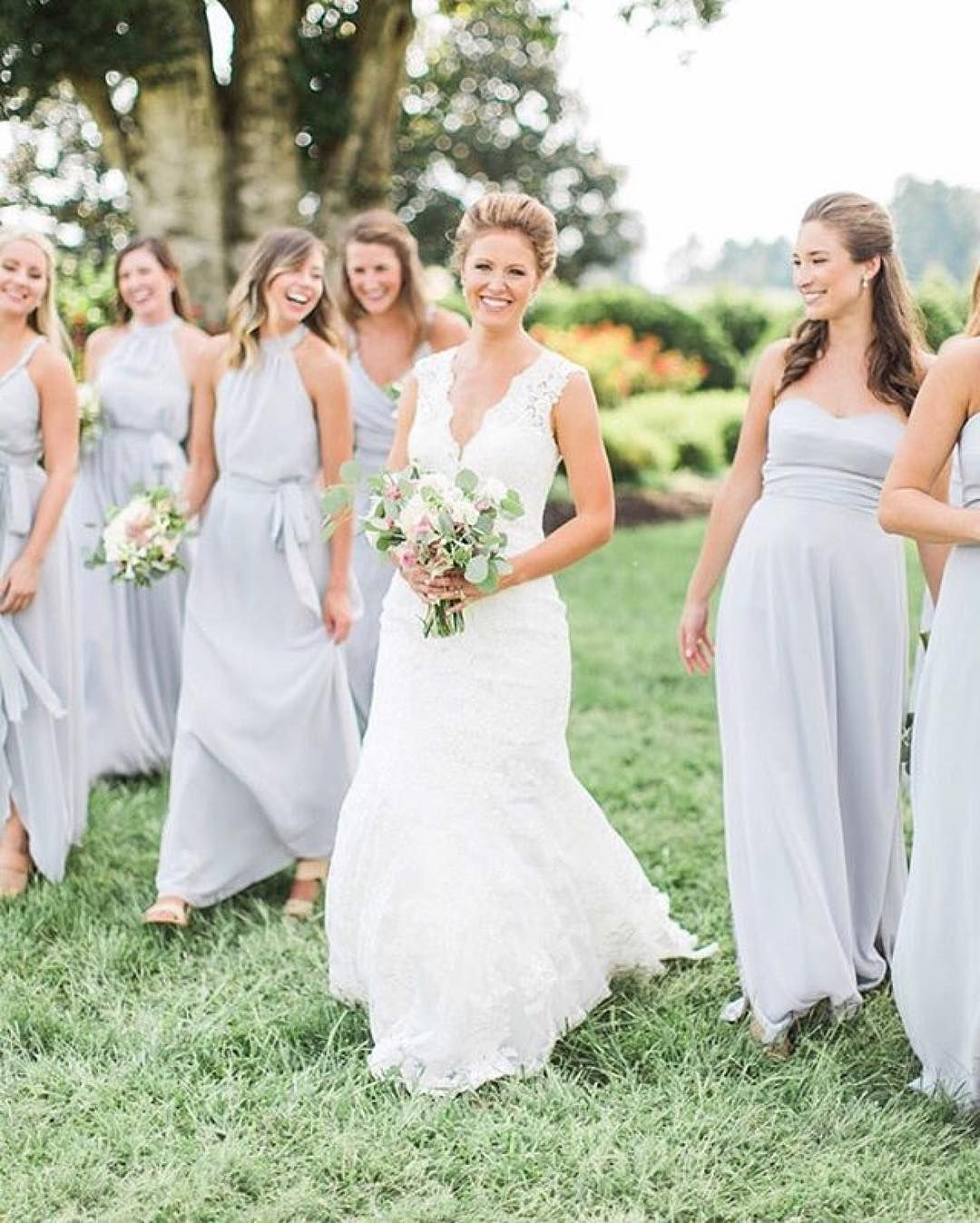 We're Dreaming Of Spring With This Real #Allure #Bride