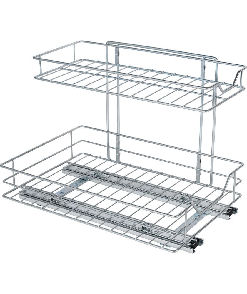 Create Photo Gallery For Website Buy Shelf Sliding Kitchen Storage Chrome at Argos co uk Your