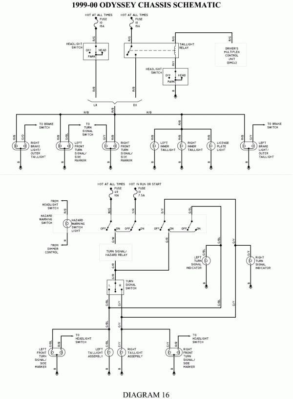 99 Honda Civic Engine Wiring Diagram, 1997 Civic Wiring Diagram