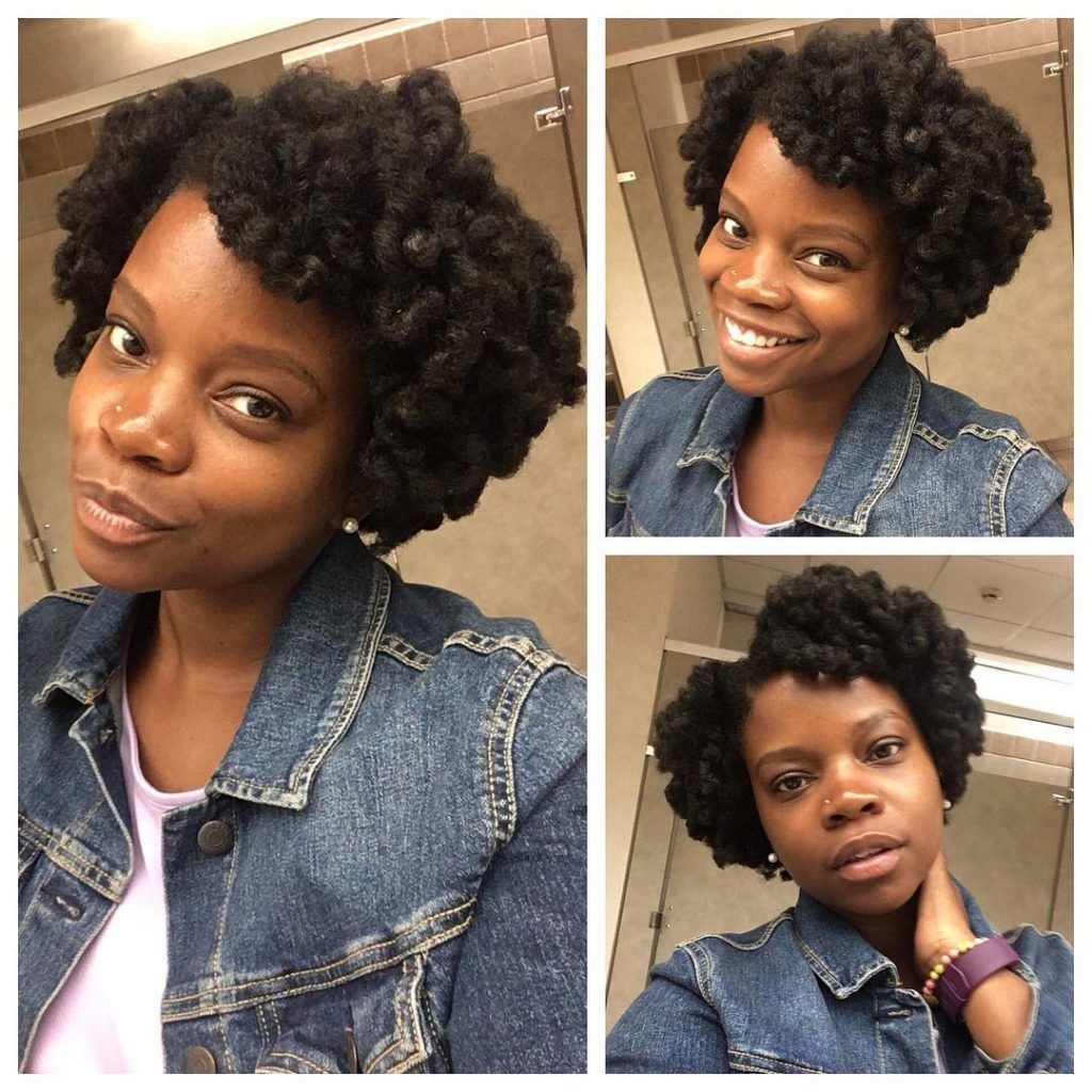 8 Natural Hairstyles For Work To Try This Week Naturally You Magazine In 2020 Natural Hair Styles Hair Styles Natural Hair Tutorials