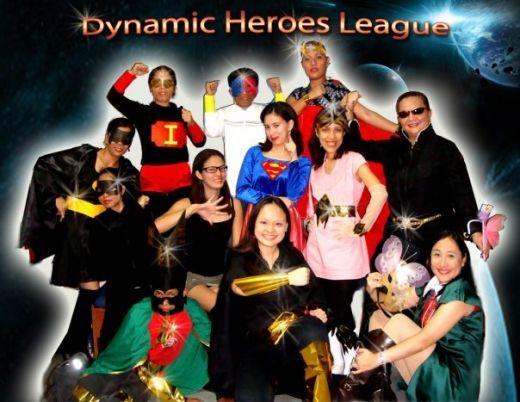 Christmas Party Theme Ideas: Superhero Costumes | Theme party ideas ...